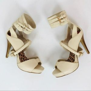 Frederick's of Hollywood Strappy Stilettos